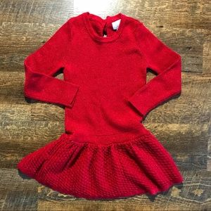 Other - Sweatheart Red Sparkle Dress